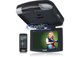 9.2 Flip Down TFT LCD DVD Player