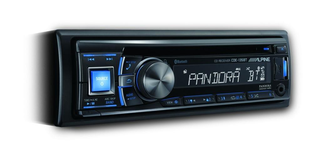 Авто CD/USB ресивъри