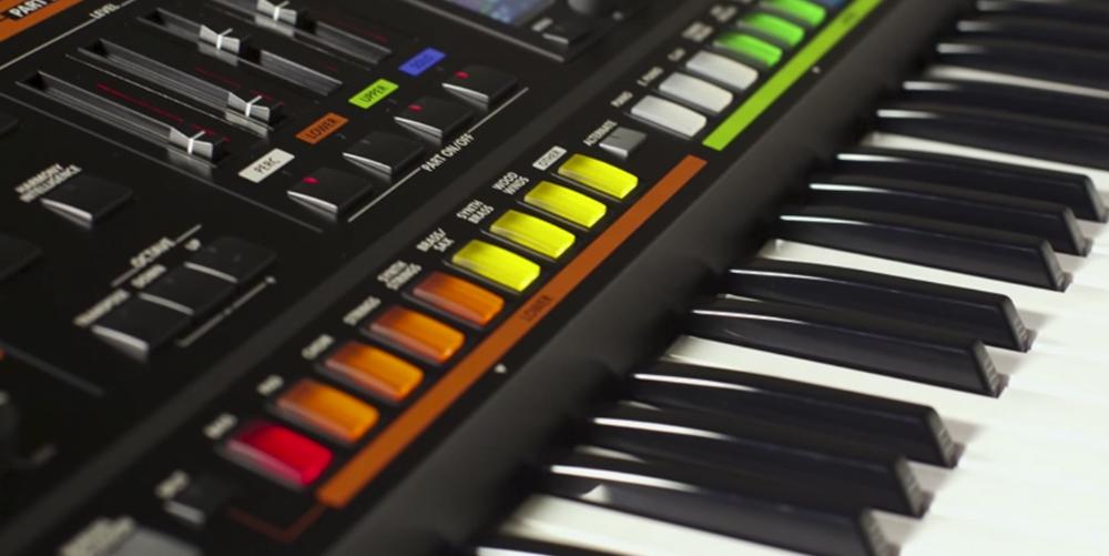 Синтезатори